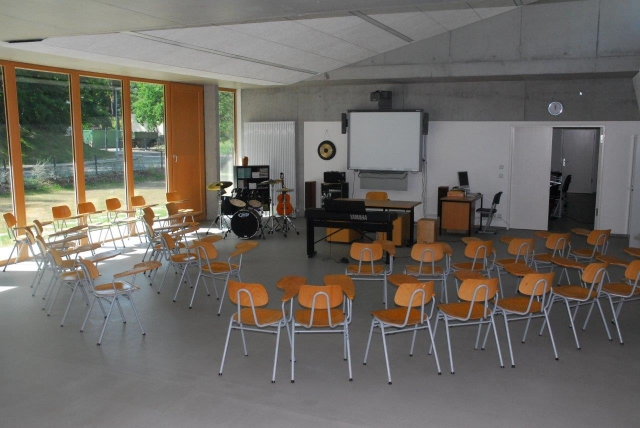 Musik wilma rudolph schule for Innendesign schule